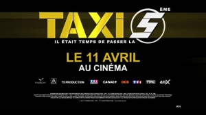 TAXI 5 : Bande-annonce du film de Franck Gastambide