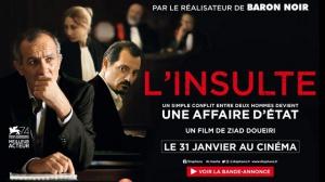 L'INSULTE : Bande-annonce du film libanais en VOSTF