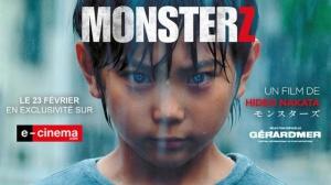 MONSTERZ : Bande-annonce du film de Hideo Nakata en VOSTF
