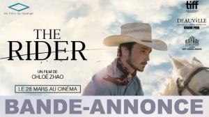 THE RIDER : Bande-annonce du film en VOSTF