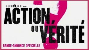 ACTION OU VÉRITÉ (2018) : Bande-annonce du film d'horreur en VF