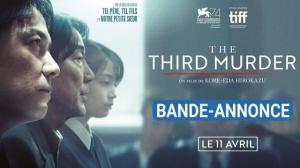 THE THIRD MURDER : Bande-annonce du film de Kore-Eda Hirokazu en VOSTF