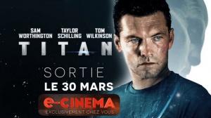 TITAN (2018) : Bande-annonce du film avec Sam Worthington en VF
