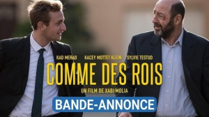 COMME DES ROIS : Bande-annonce du film avec Kad Merad