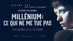 MILLÉNIUM - CE QUI NE ME TUE PAS : Bande-annonce du film en VF