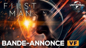 FIRST MAN : Bande-annonce du film de Damien Chazelle avec Ryan Gosling en VF