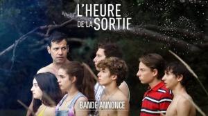 L'HEURE DE LA SORTIE : Bande-annonce du film avec Laurent Lafitte