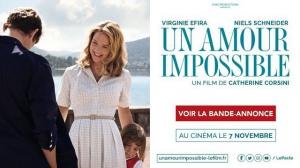 UN AMOUR IMPOSSIBLE : Bande-annonce du film de Catherine Corsini avec Virginie Efira