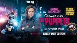 CARNAGE CHEZ LES PUPPETS : Bande-annonce en VF du film avec Melissa McCarthy