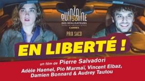 EN LIBERTÉ ! : 4 bandes-annonces Teasers du film de Pierre Salvadori