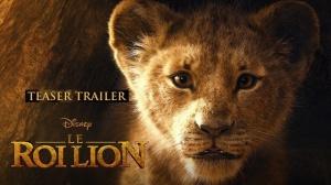 LE ROI LION (2019) : Bande-annonce du film Disney en VF