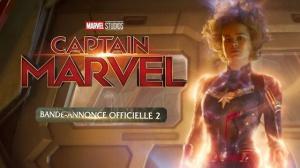 CAPTAIN MARVEL (2019) : Nouvelle bande-annonce du film en VF