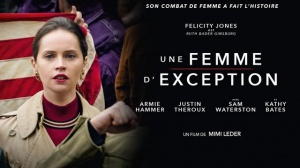 UNE FEMME D'EXCEPTION : Bande-annonce du film avec Felicity Jones en VF