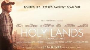HOLY LANDS : Bande-annonce du film de Amanda Sthers en VF
