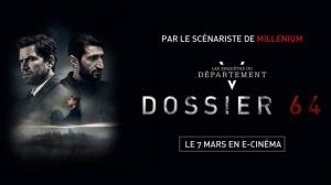 DOSSIER 64 - LES ENQUÊTES DU DÉPARTEMENT V : Bande-annonce du film en VOSTF