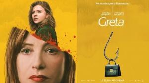 GRETA (2019) : Bande-annonce du film de Neil Jordan avec Isabelle Huppert et Chloë Grace Moretz