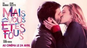 MAIS VOUS ÊTES FOUS : Bande-annonce du film avec Pio Marmai et Céline Sallette