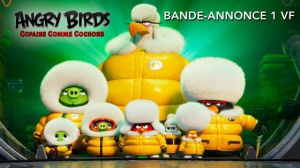 ANGRY BIRDS 2 - COPAINS COMME COCHONS : Bande-annonce du film d'animation en VF