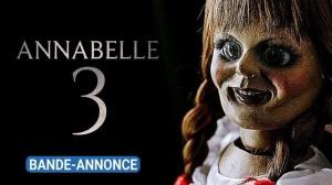 ANNABELLE 3 : Bande-annonce du film d'horreur en VF