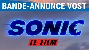 SONIC - LE FILM : Bande-annonce du film en VOSTF