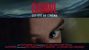 CRAWL (2019) : Bande-annonce du film de Alexandre Aja en VF