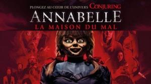 ANNABELLE - LA MAISON DU MAL : Nouvelle bande-annonce du film d'horreur en VF