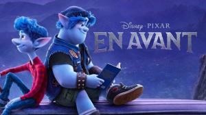EN AVANT (2020) : Bande-annonce du film d'animation Disney-Pixar en VF