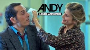 ANDY (2019) : Bande-annonce du film avec Vincent Elbaz et Alice Taglioni