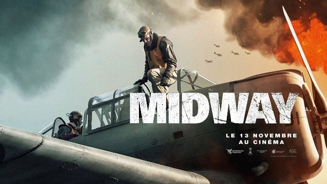 Midway Complet en STreaming Vf et Vostfr 2019