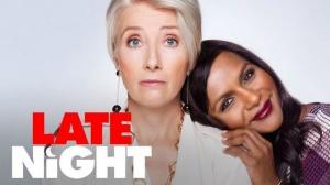 LATE NIGHT (2019) : Bande-annonce du film avec Emma Thompson en VF