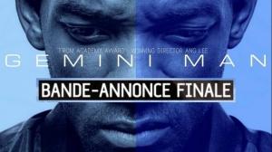 GEMINI MAN : Nouvelle bande-annonce du film de Ang Lee avec Will Smith en VF