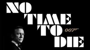 NO TIME TO DIE : Teaser du James Bond de 2020