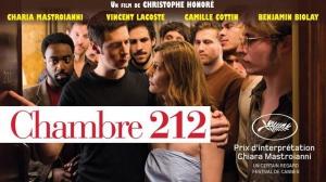 CHAMBRE 212 : Bande-annonce du film de Christophe Honoré
