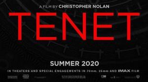 TENET (2020) : Bande-annonce teaser du film de Christopher Nolan