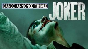 JOKER (2019) : Nouvelle bande-annonce du film avec Joaquin Phoenix en VF