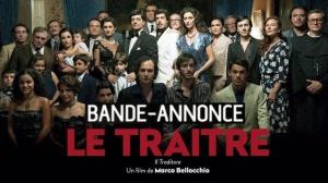 LE TRAÎTRE (2019) : Bande-annonce du film de Marco Bellocchio en VOSTF