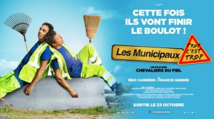 LES MUNICIPAUX - TROP C'EST TROP (2019) : Bande-annonce du film des Chevaliers du Fiel