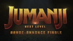 JUMANJI - NEXT LEVEL (2019) : Nouvelle bande-annonce du film en VF