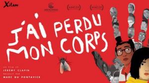 J'AI PERDU MON CORPS : Bande-annonce du film d'animation de Jérémy Clapin