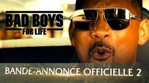 BAD BOYS - FOR LIFE (2020) : Nouvelle bande-annonce du film avec Will Smith en VF