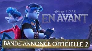 EN AVANT (2020) : Nouvelle bande-annonce du film d'animation Disney-Pixar en VF
