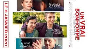 UN VRAI BONHOMME : Bande-annonce du film avec Isabelle Carré et Laurent Lucas