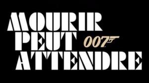 MOURIR PEUT ATTENDRE (James Bond 007) : Bande-annonce du film de 2020 en VF