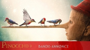 PINOCCHIO (2020) : Bande-annonce du film de Matteo Garrone avec Roberto Benigni en VOSTF