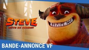 STEVE - BÊTE DE COMBAT : Bande-annonce du film d'animation en VF