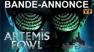 ARTEMIS FOWL : Nouvelle bande-annonce du film de Kenneth Branagh en VF