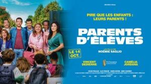 PARENTS D'ÉLÈVES : Bande-annonce du film avec Camélia Jordana et Vincent Dedienne