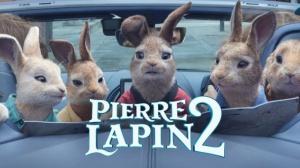 PIERRE LAPIN 2 : Nouvelle bande-annonce du film en VF