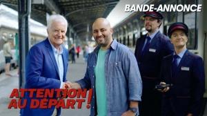 ATTENTION AU DÉPART ! : Bande-annonce du film avec Jérôme Commandeur et André Dussollier