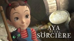 AYA ET LA SORCIÈRE : Bande-annonce du film d'animation japonais de Gorō Miyazaki en VOSTF